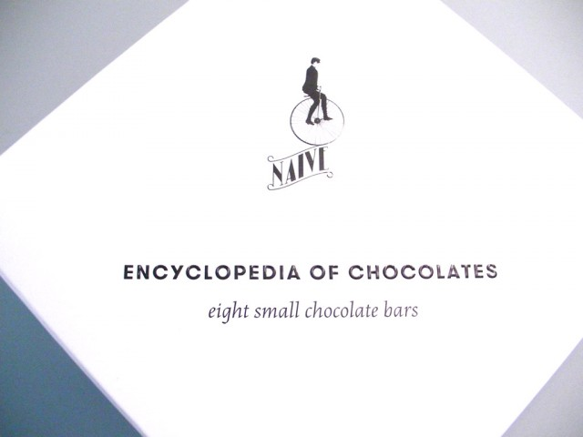 Enciclopedia ingenua del chocolate
